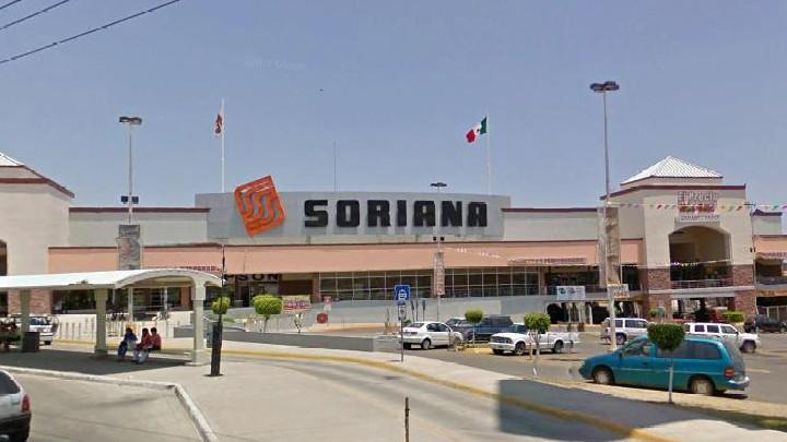 Soriana Sucursal Av. Monterrey Tampico, Tamaulipas
